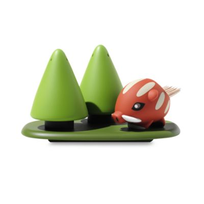 Forest Gump Condiment Set by Alessi