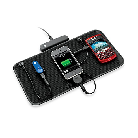 The Sharper Image® Portable Charging Valet