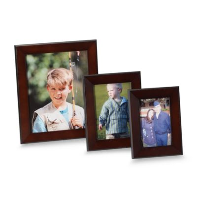 Hudson Dark Walnut Photo Frame