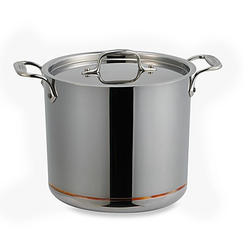 All-Clad Copper Core 7-Quart Stockpot