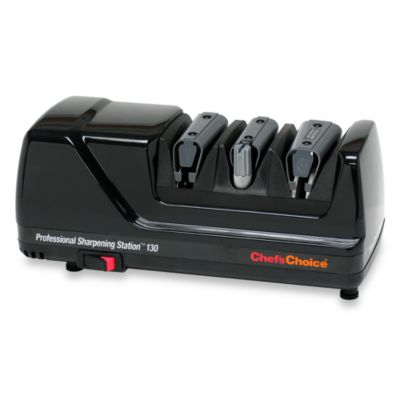Chef's Choice® Professional Sharpening Station® M130 in Black