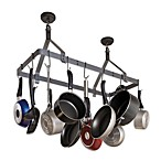 Rack It Up Expandable Rectangular Pot Rack
