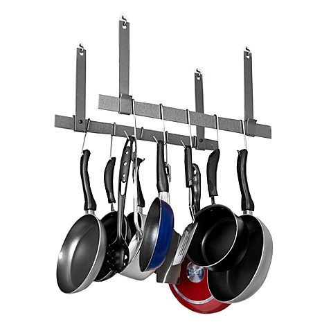 Enclume® RACK IT UP Ceiling Bars Pot Rack
