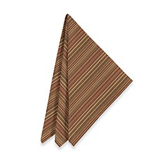 Tuscan Stripe Napkins (Set of 4)