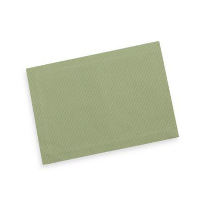 McKenna Microfiber Placemat - Green