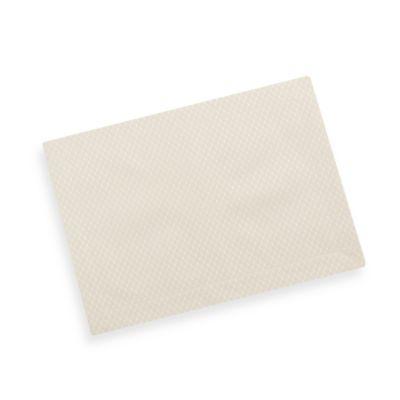 McKenna Microfiber Placemat in Cream