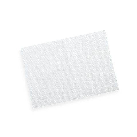 McKenna Microfiber Placemat in White