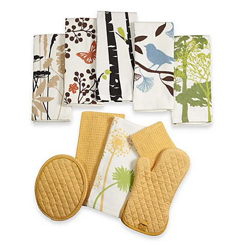 Solid Oven Mitt, 100% Organic Cotton