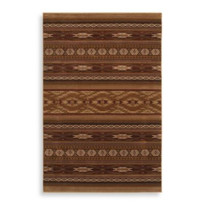8 x 10 Brown Size Rug