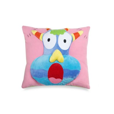ALEX® Surprised Sam Square Toss Pillow