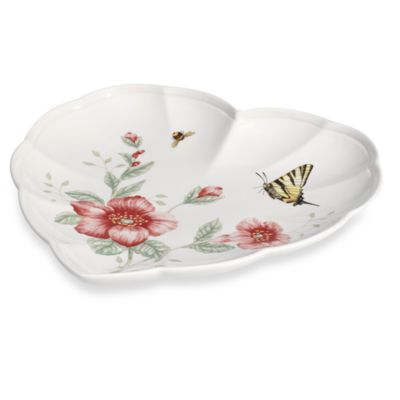 Lenox® Butterfly Meadow® Heart Dish