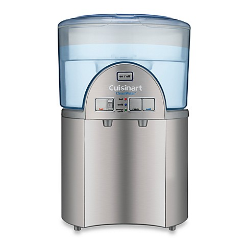 cuisinart cleanwater 2 gallon countertop filtration system bed bath beyond. Black Bedroom Furniture Sets. Home Design Ideas