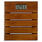 Conair® Thinner® TH326 Teak Digital Scale