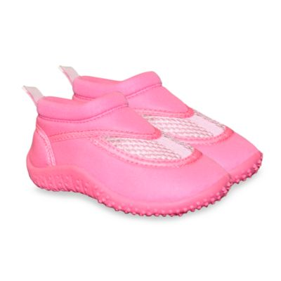 i play.® Children's Swim Shoes - Pink Size 4