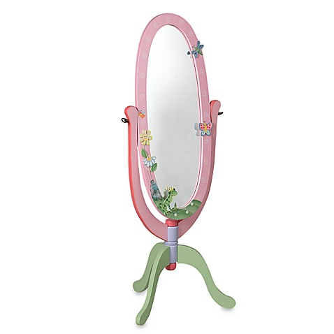 Magic Garden Standing Mirror
