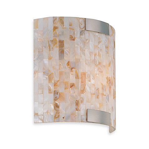 Lite Source Schale Wall Sconce