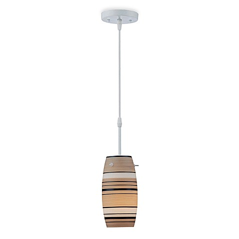 Levande Pendant Lamp in Coffee