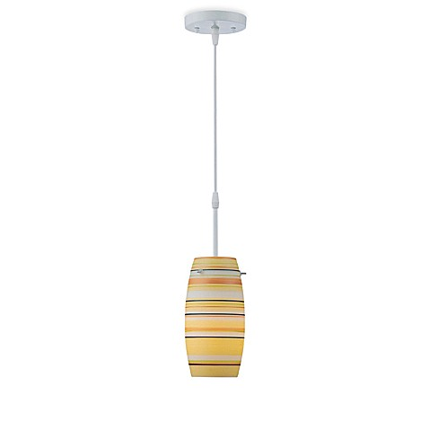 Levande Pendant Lamp in Yellow