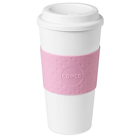 Copco Travel Mug in Pink