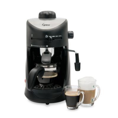 Capresso® 4-Cup Model 303.01 Espresso/Cappuccino Machine