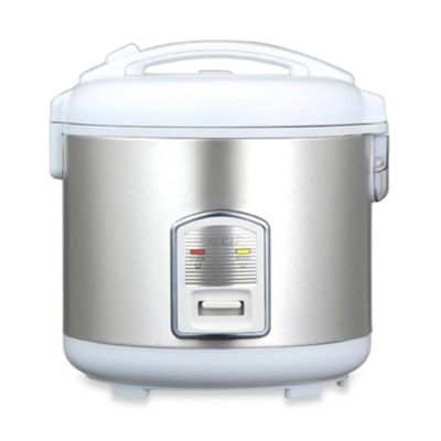 Oyama Healthy Rice Cooker and Steamer Color: Stainless Steel