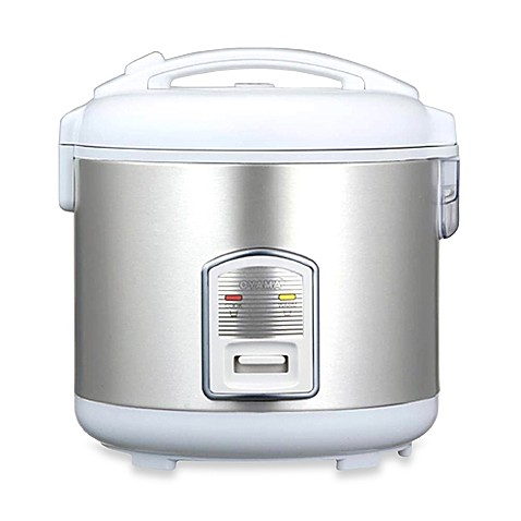 Oyama Healthy Rice Cooker and Steamer
