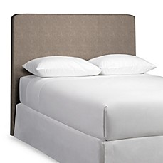 Square Top Headboard with Slipcover