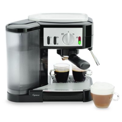 Capresso® Cafe Model 115.01 Espresso Machine