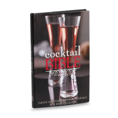 The Cocktail Bible Book