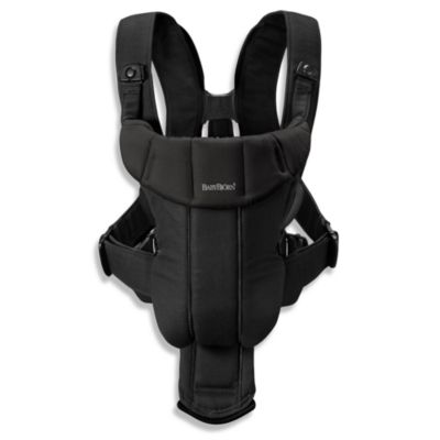 BABYBJORN® Baby Carrier Active in Black/Black
