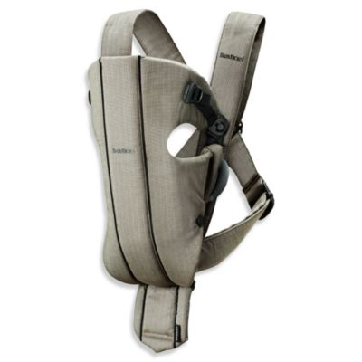 BABYBJORN® Baby Carrier Original in Walnut Organic