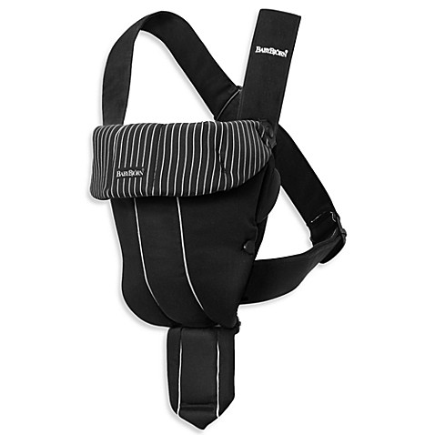 BABYBJORN® Baby Carrier Original in Black/Pinstripe Classic