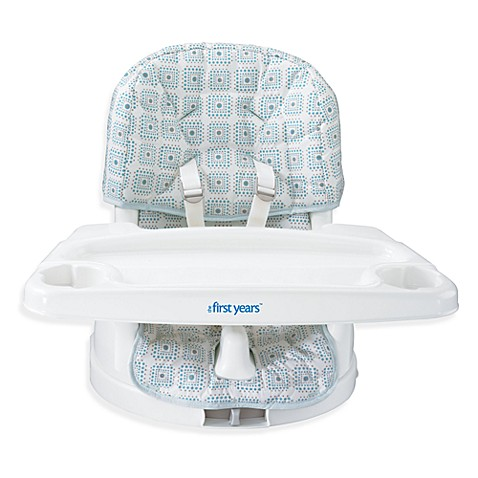 The First Years® miSwivel Feeding Chair - Dot to Dot