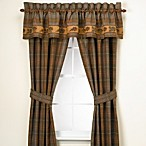 Croscill Caribou Window Panels and Valance
