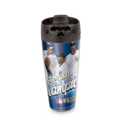 Yankees 2009 World Series Championship Travel Mug