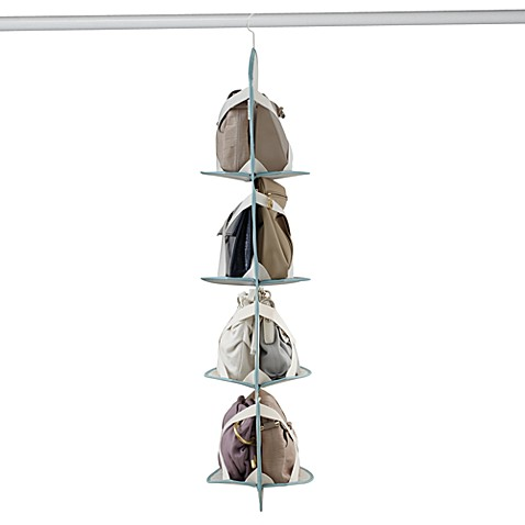 Buy closet organizer purse from bed bath beyond - Closet organizer for purses ...