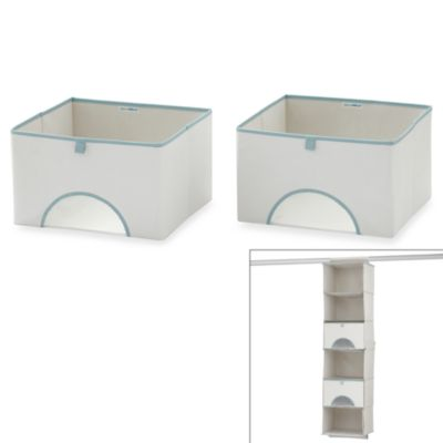 Real Simple® Storage Bins (Set of 2)