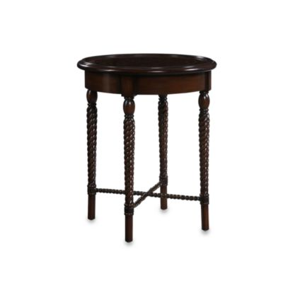 Masterpiece Round Accent Table