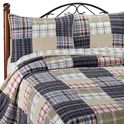 Nautica 174 Chatham Reversible Quilt Bed Bath Amp Beyond