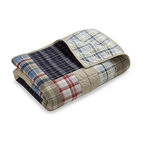 Nautica® Chatham Reversible King Quilt