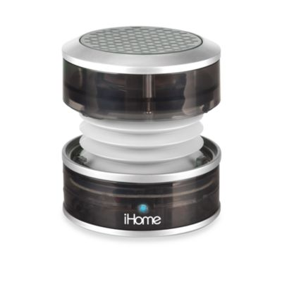 iHM60 Rechargeable Mini Speaker System by iHome™ in Black