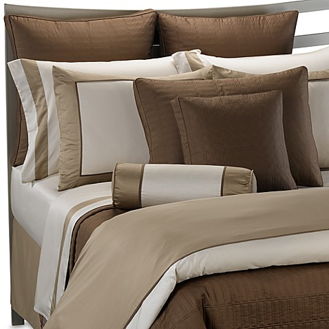 Colorblock Neutral Duvet Cover by Ampersand™, 100% Cotton