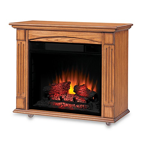 Lancaster Electric Fireplace