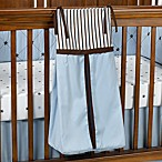 Brandon Blue Diaper Stacker