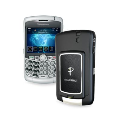 Powermat™ Receiver Case for BlackBerry Curve 8300 Series