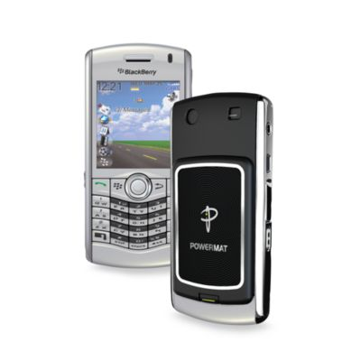 Powermat™ Receiver Case for BlackBerry Pearl 8100 Series