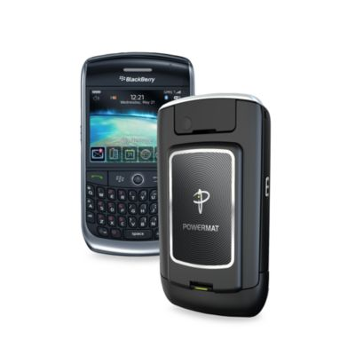 Powermat™ Receiver Case for BlackBerry Curve 8900 Series
