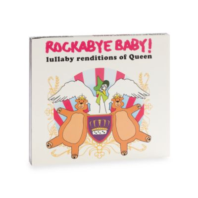 Rockabye Baby! Rock N' Roll Lullaby Renditions CDs > Rockabye Baby! Lullaby Renditions of Queen
