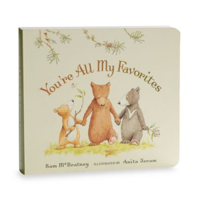 You're All My Favorites Board Book