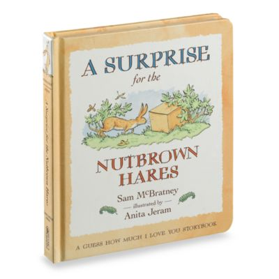 A Surprise for the Nutbrown Hares Book